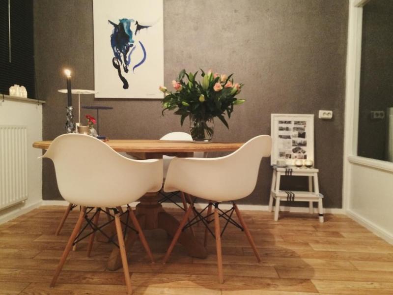 Binnenkijken interieur: Vintage meets Modern