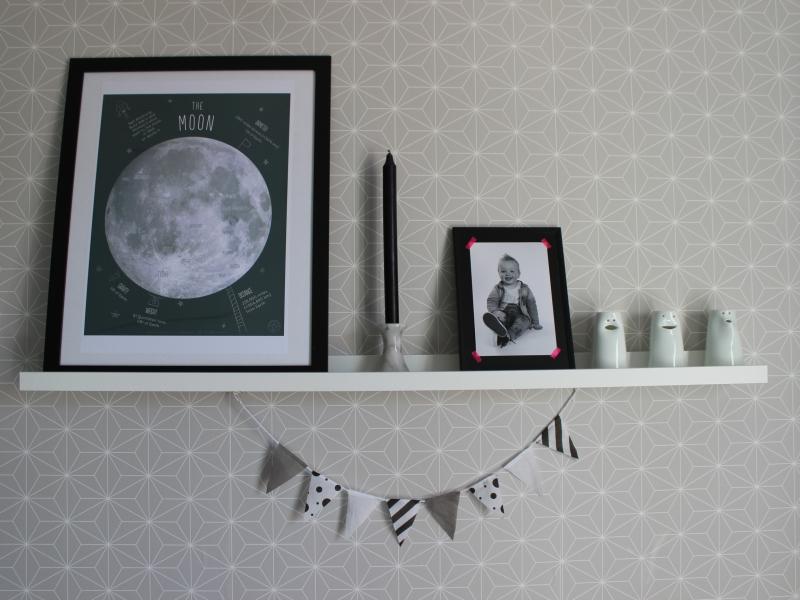Zwart wit interieur for Interieur zwart wit