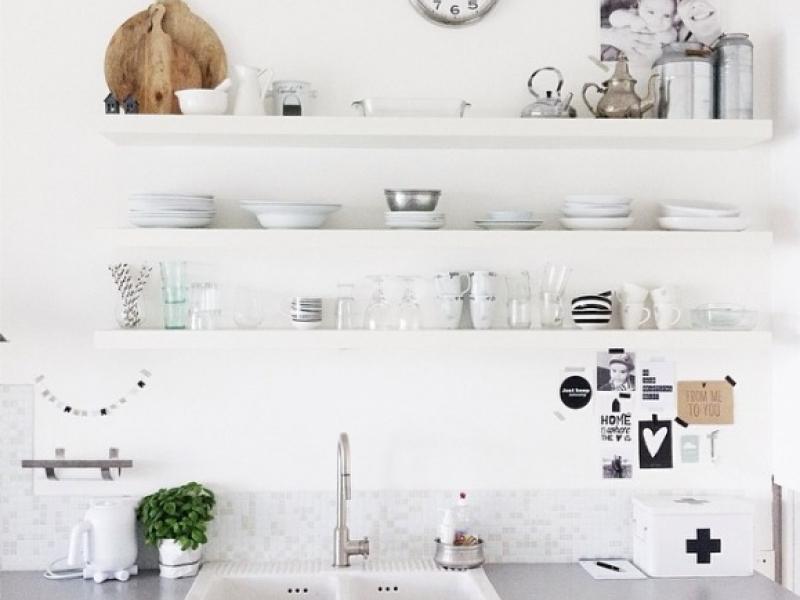 zwart-wit-hout - Interieur - ShowHome.nl
