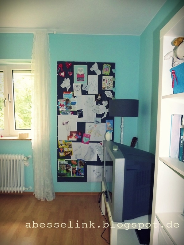 Slaapkamer met als thema hartjes interieur - Meisjes slaapkamer decoratie ...