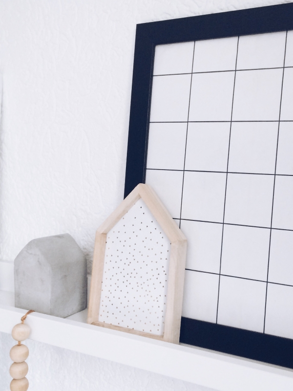 Slaapkamer in scandinavische stijl interieur - Stijl eengezinswoning ...