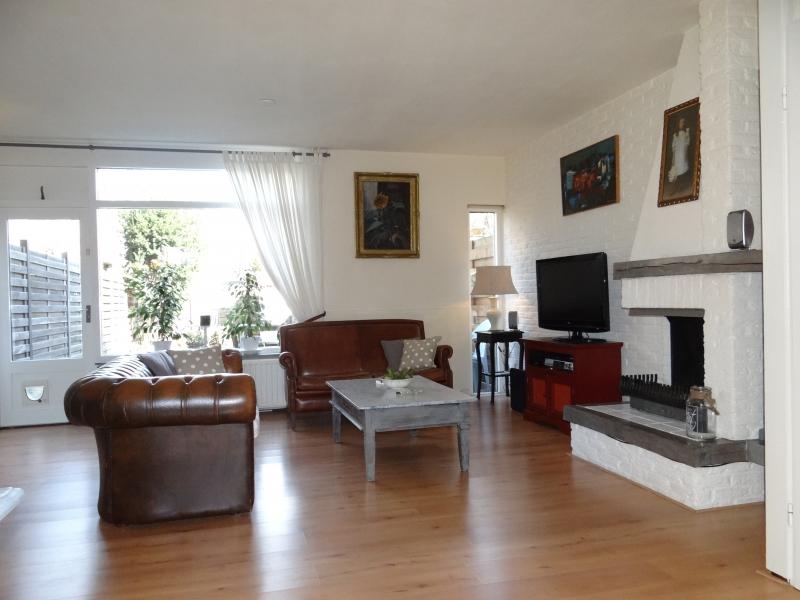 Combinatie klassiek landelijk en modern interieur for Interieur woonkamer modern