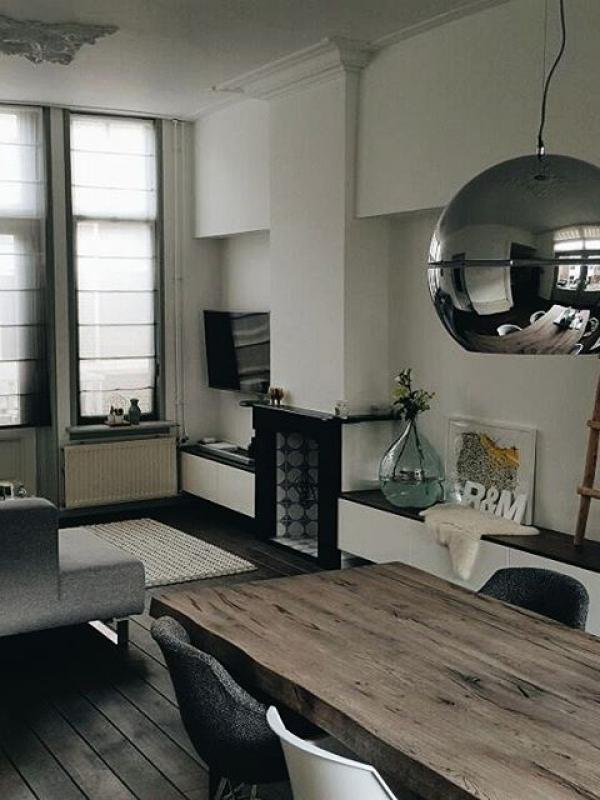 Interieur In Weiß Und Marmor U2013 Modernes Blockhaus Design