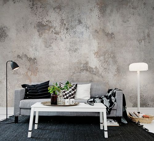 Hip met behang - Inspiraties - ShowHome.nl