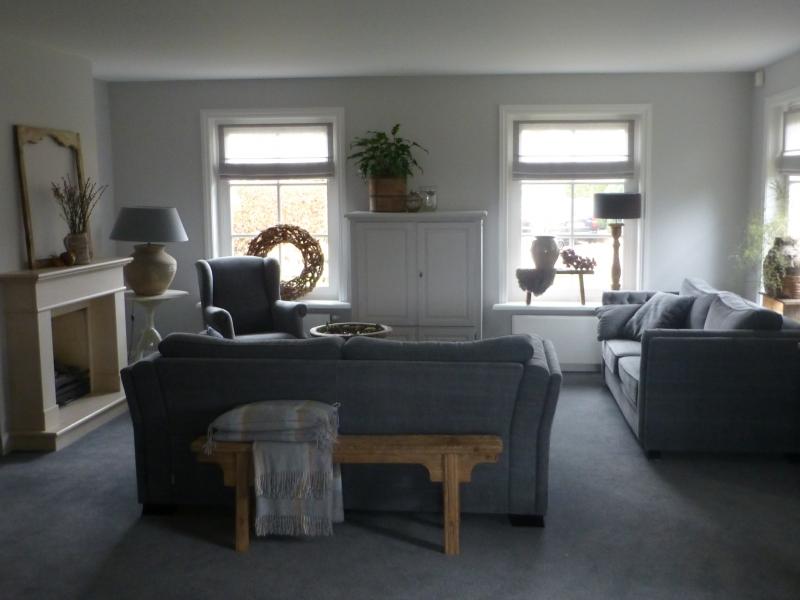Landelijk vloer woonkamer for Accessoires woonkamer landelijk