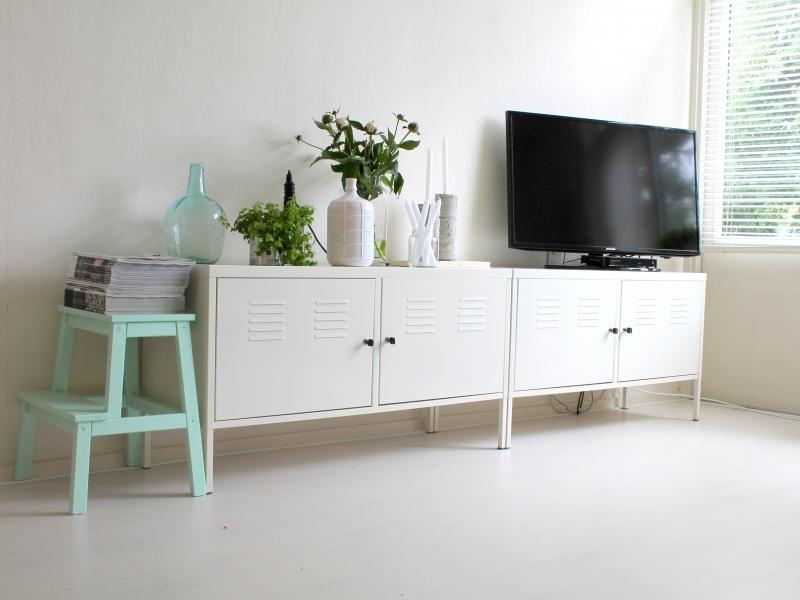 Binnenkijken interieur: Modern, wit & persoonlijk