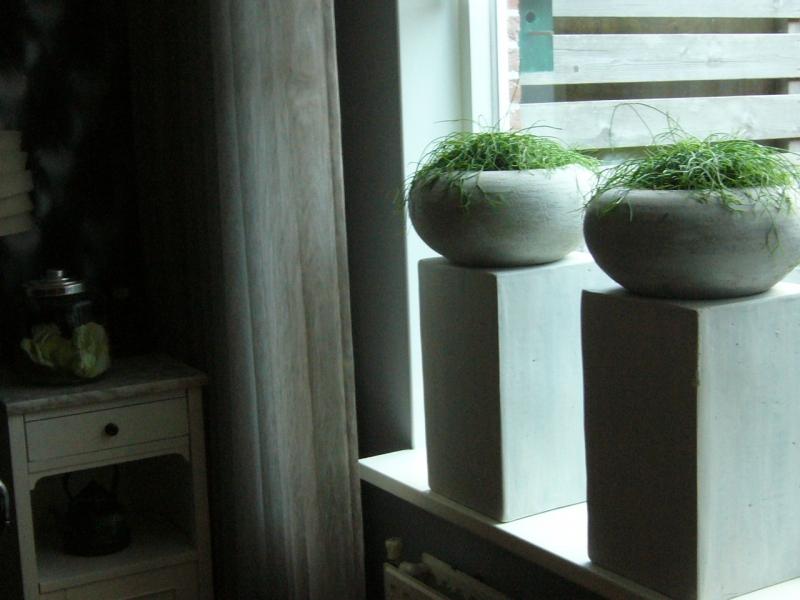 Keuken decoratie raam - Interieur decoratie volwassen kamer ...