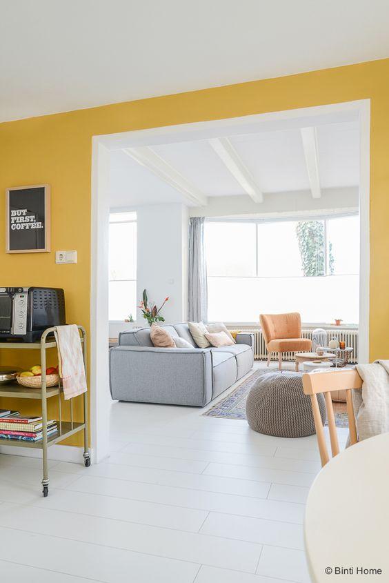 Kleur in huis inspiraties - Kleur in een kamer ...
