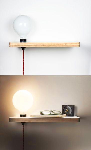 bedlampjes zelf maken inspiraties. Black Bedroom Furniture Sets. Home Design Ideas