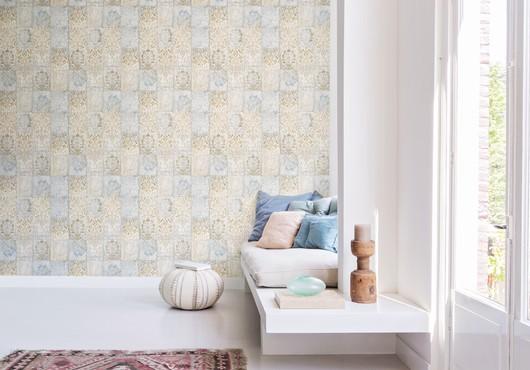 Keuken Behang Afwasbaar : Afwasbaar behang voor in de keuken stunning cheap behang keuken