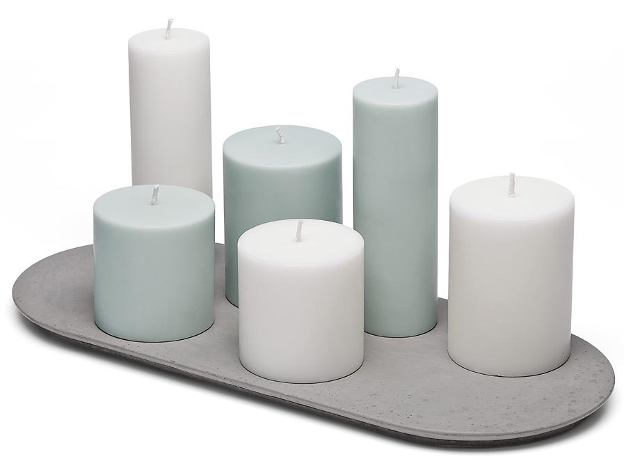 8x inspiratie voor kaarsen kandelaars en windlichten voor kerst inspiraties - Tafel boconcept ...