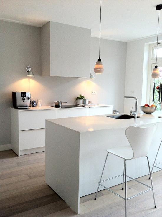 Scandinavisch interieur keuken interieur meubilair idee n for Interieur keuken ideeen