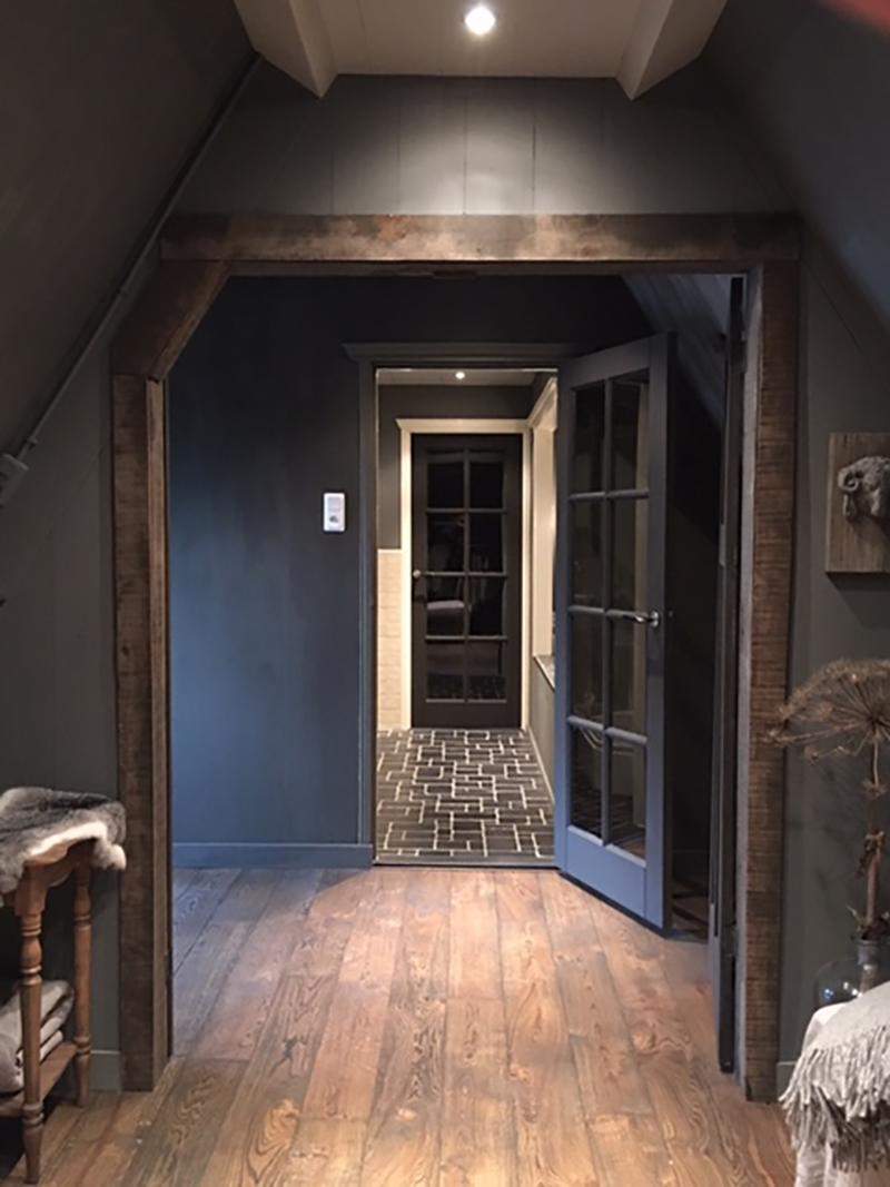 Binnenkijken bij marion inspiraties - Deco hal binnenkomst huis ...