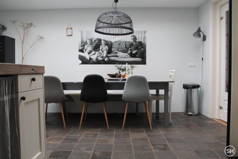 Moderne keuken oud huis: oud en modern vinden elkaar in voormalige