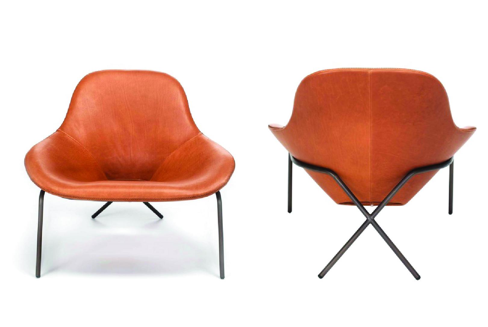 Leren Fauteuil Design.4 Keer De Leren Design Stoel Inspiraties Showhome Nl
