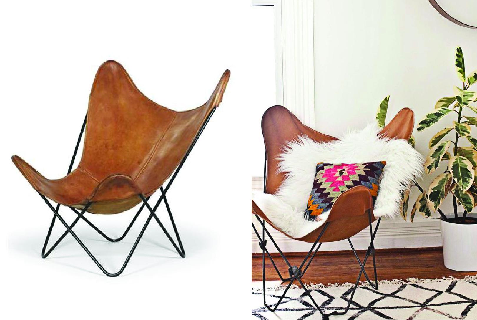 Voorkeur leren lounge stoel wi76 aboriginaltourismontario for Bauhaus stoel leer