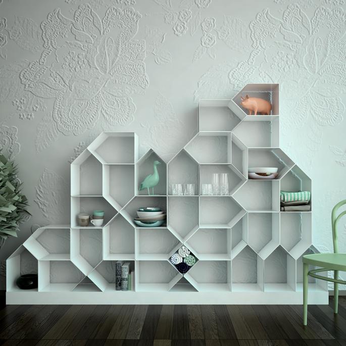 Bouw je eigen boekenkast - Inspiraties - ShowHome.nl