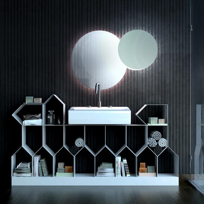 Bouw je eigen boekenkast inspiraties for Bouw je eigen badkamer