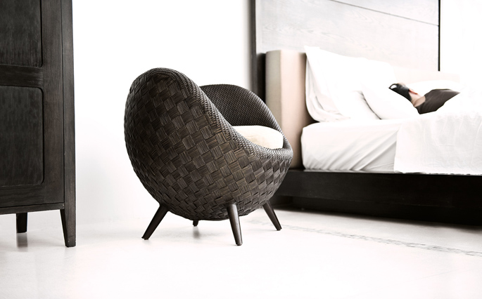 stoel slaapkamer : Bohemien style slaapkamer van Casa Cook Slaapkamer ...