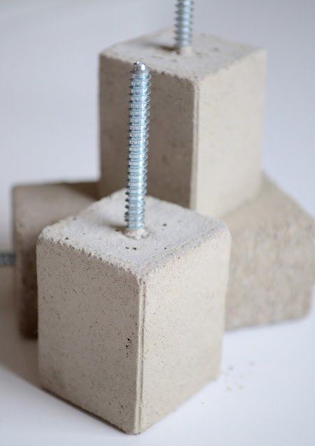 Creatief met beton