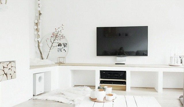 Tv Meubel Cellenbeton 2016
