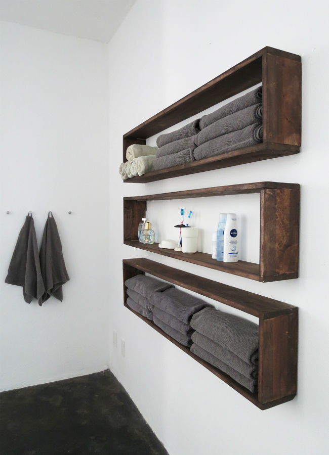 leuke opbergmogelijkheden voor een kleine badkamer diy, Meubels Ideeën