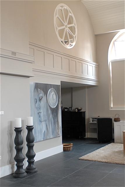 Thuis in interieurontwerp - Interieurontwerp thuis kleur ...