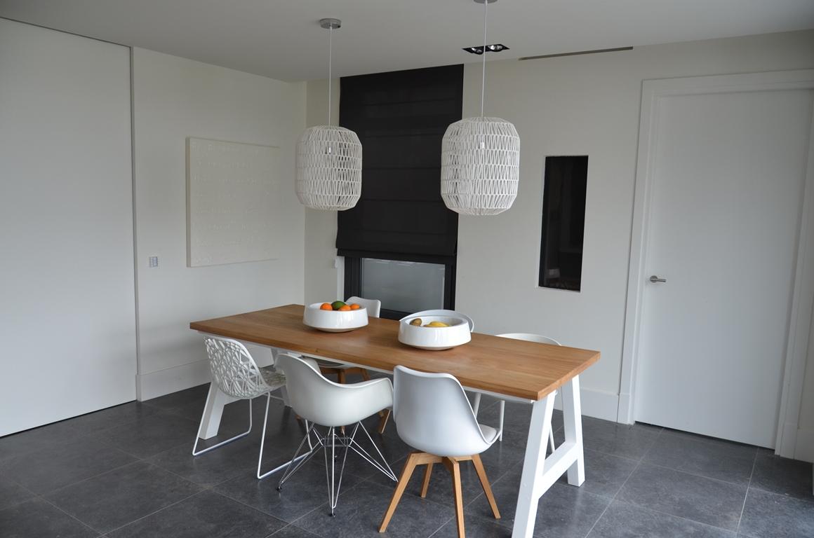 Woonkamer Hoek Inrichten : Restylen woonkamer en inrichten keuken ...