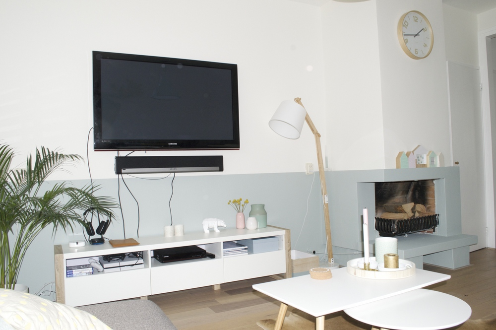 Make-over woonkamer - Inspiraties - ShowHome.nl
