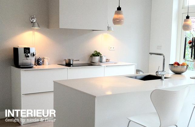 Uitbouw Keuken Jaren 30 : Wil je meer weten over dit project? Kijk op onze website Interieur