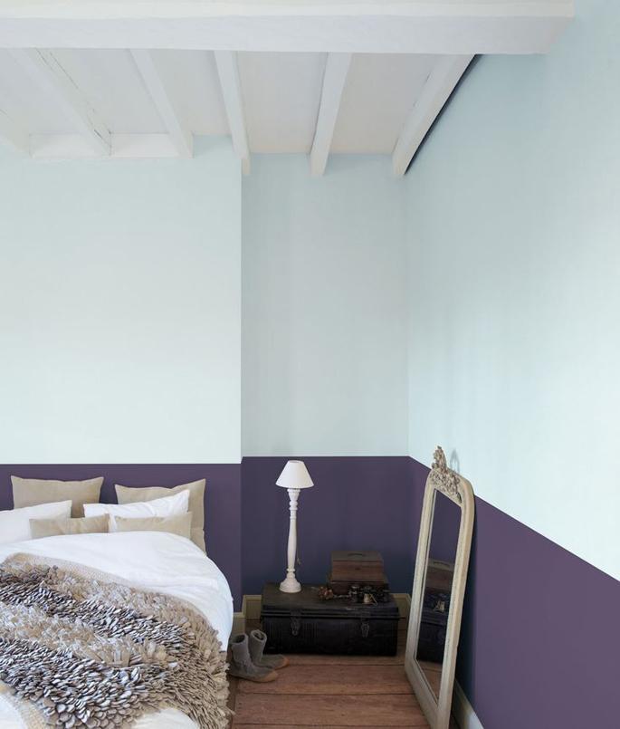 Slaapkamer Interieur Kleuren : Kleur slaapkamer kiezen interieur ...