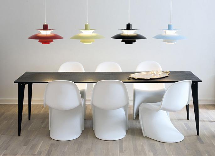 Design Hanglampen Woonkamer: Hanglamp boven eettafel design led w mm ...