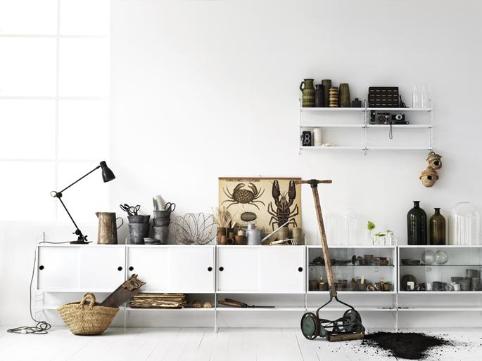 Design klassieker voor aan je muur inspiraties - Modulaire muur ...