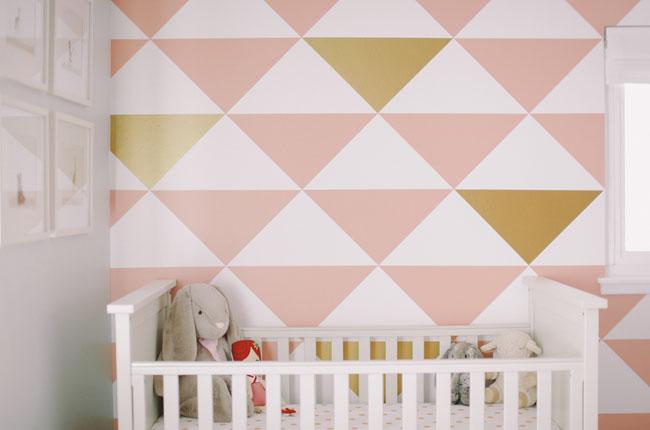 Een Bijzondere Muur In Je Babykamer Nieuws ShowHomenl