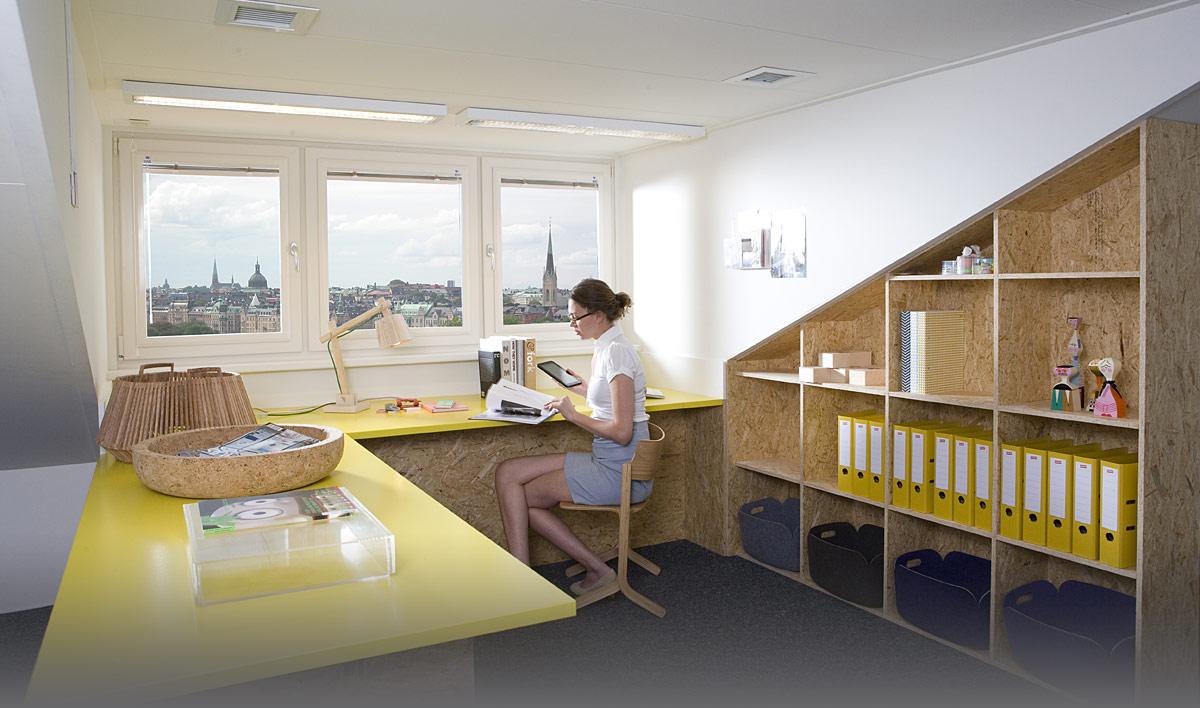 Meer ruimte op zolder een dakkapel plaatsen inspiraties - Kamer en kantoor ...