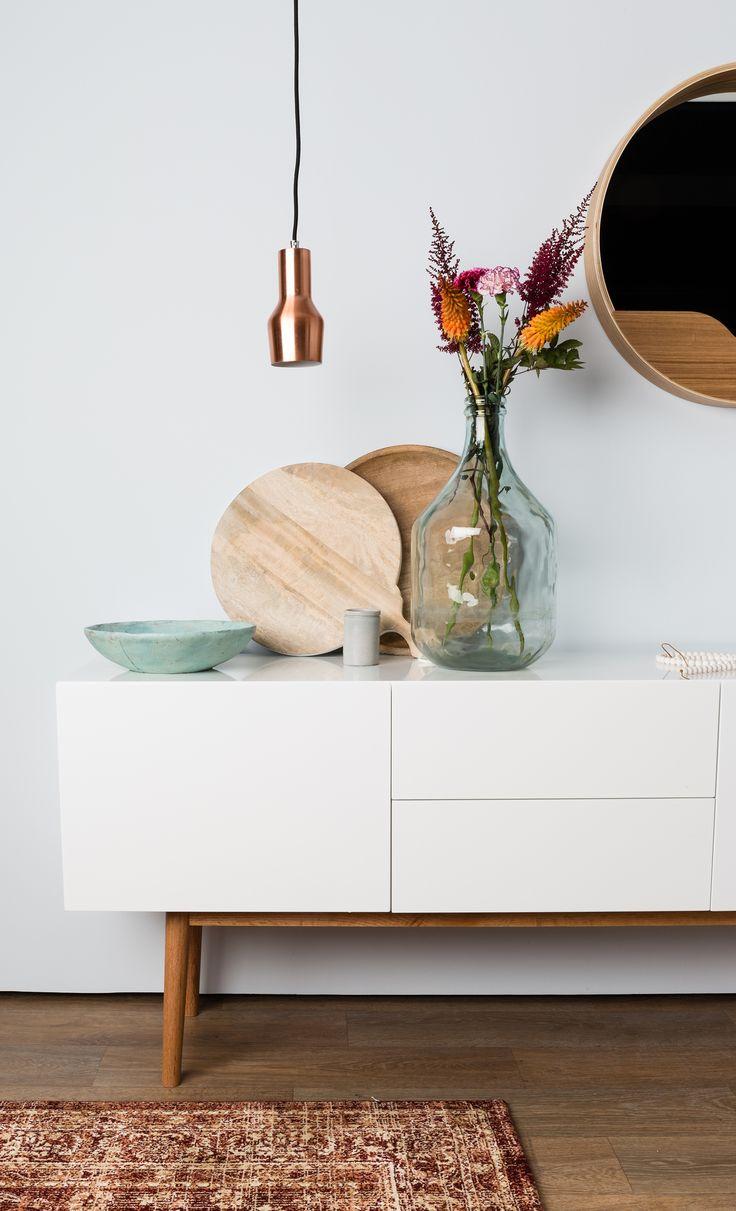Een dressoir, wat kun je ermee?   inspiraties   showhome.nl
