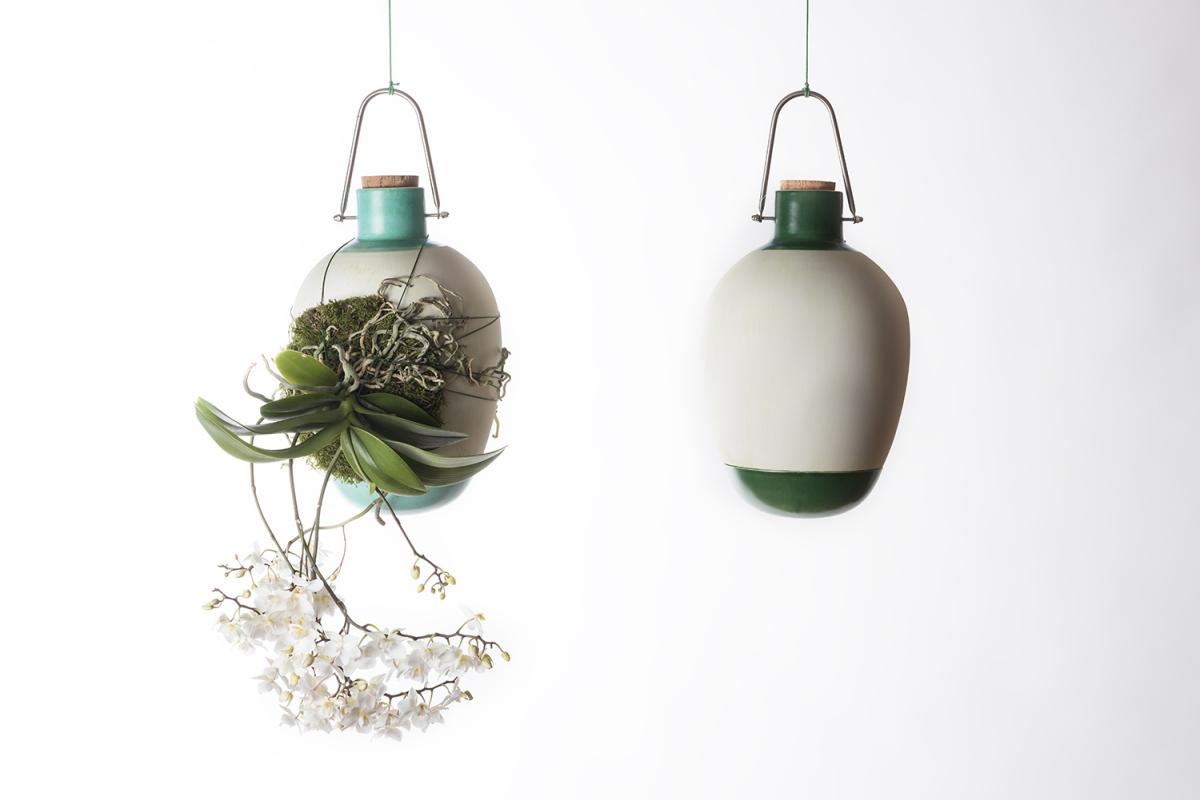 Hangende vazen   voor het echte urban jungle gevoel   inspiraties ...