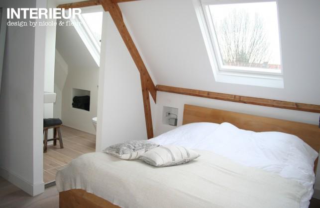 Slaapkamer voor een stoere kleuter interieurstylist - Uitbreiding van de zolder ...