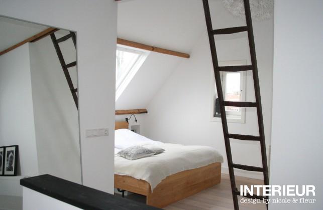 Zolder Slaapkamer Ontwerpen : Het resultaat van een zolder verbouwing ...