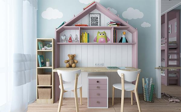 Hippe Kinderkamer Accessoires : Kinderkamer inrichten met een echt kindermeubel merk ▷ ideeën nodig