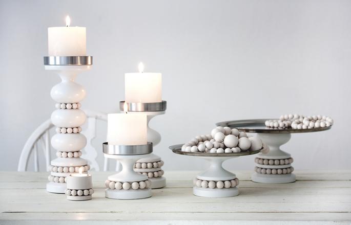 8x Diy Kerstdecoratie : Inspiratie voor kaarsen kandelaars en windlichten voor kerst