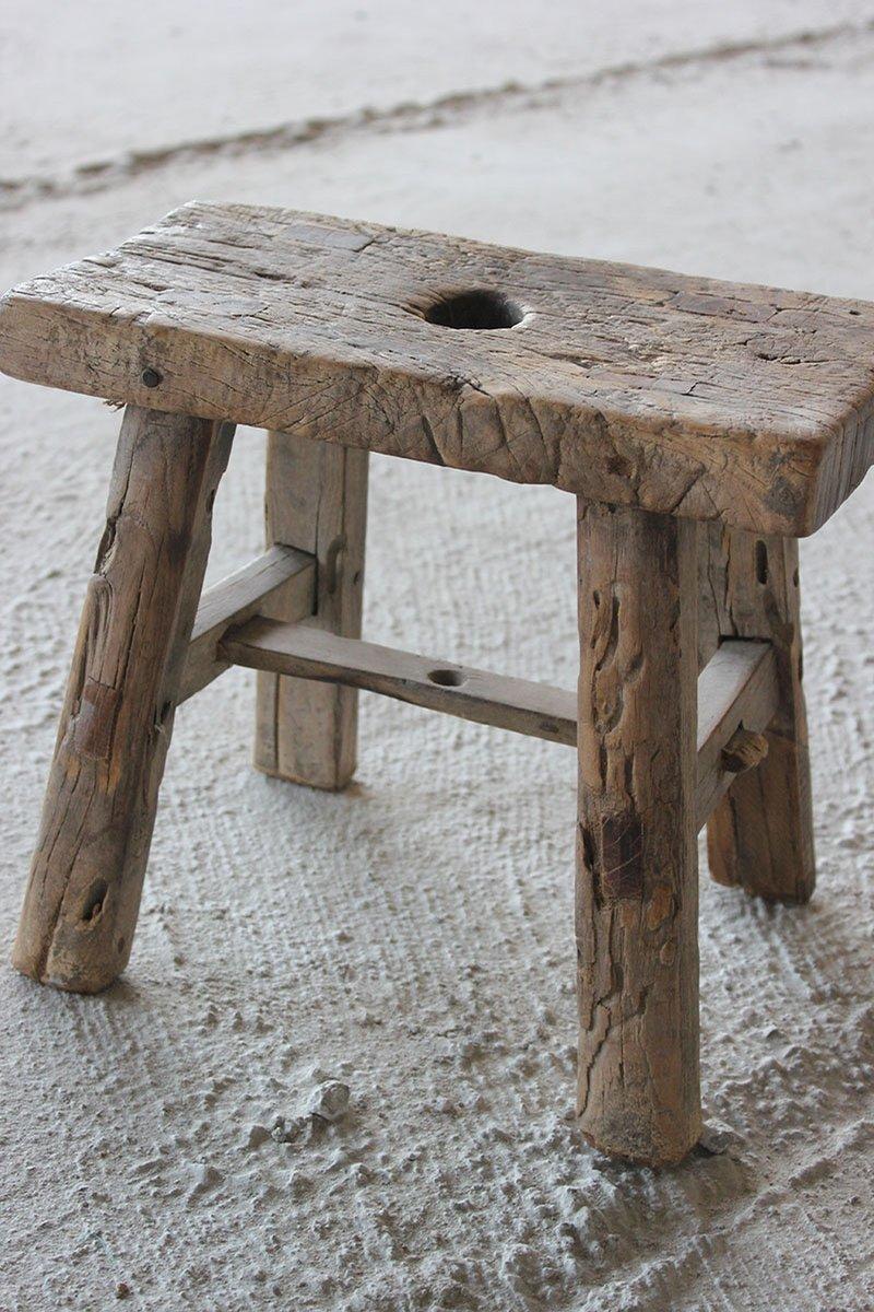 Luxe Wellness Badkamer ~ 7x houten krukjes  Inspiraties  ShowHome nl