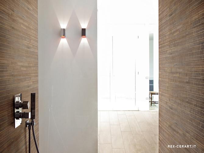 Yes i wood inspiraties - Tegel houten badkamer ...
