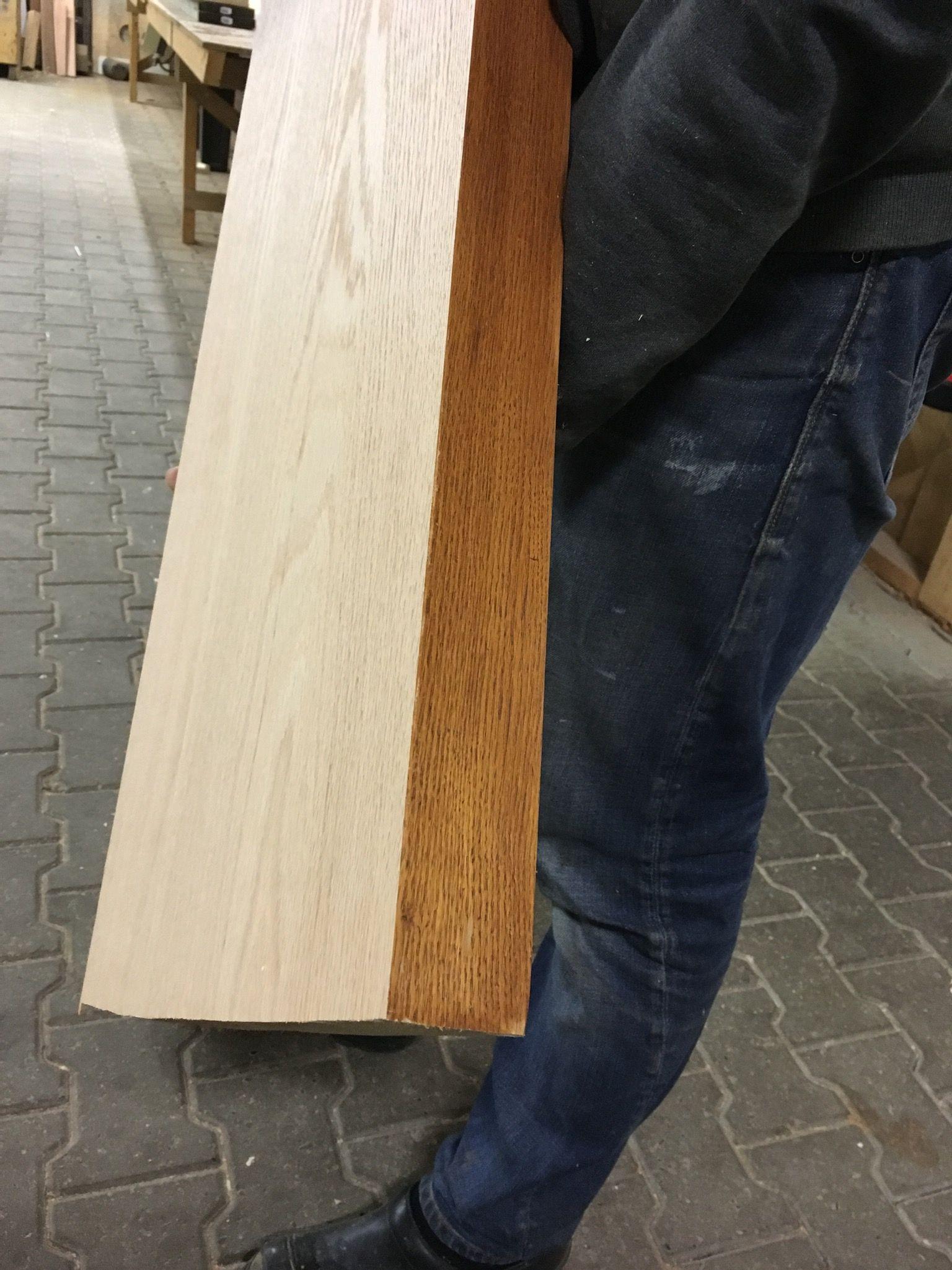 Diy: zwevende badkamer planken   inspiraties   showhome.nl