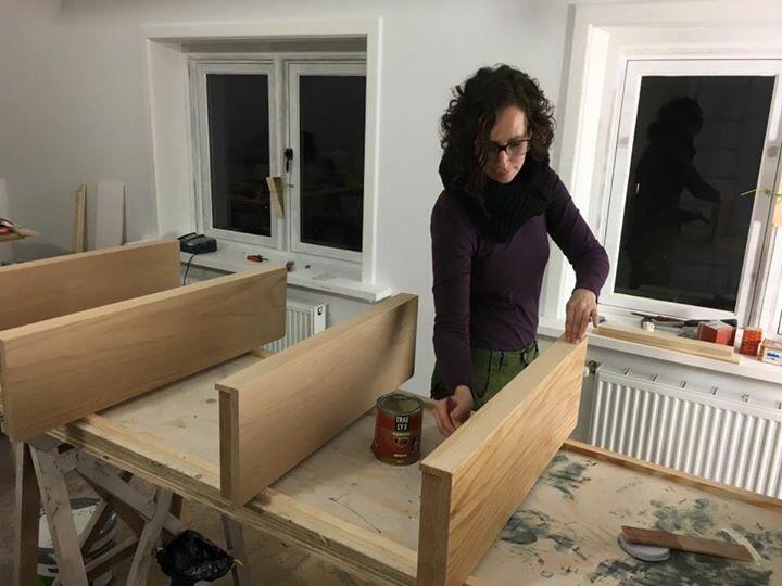 Zwevende Wandplanken Op Maat.Diy Zwevende Badkamer Planken Inspiraties Showhome Nl