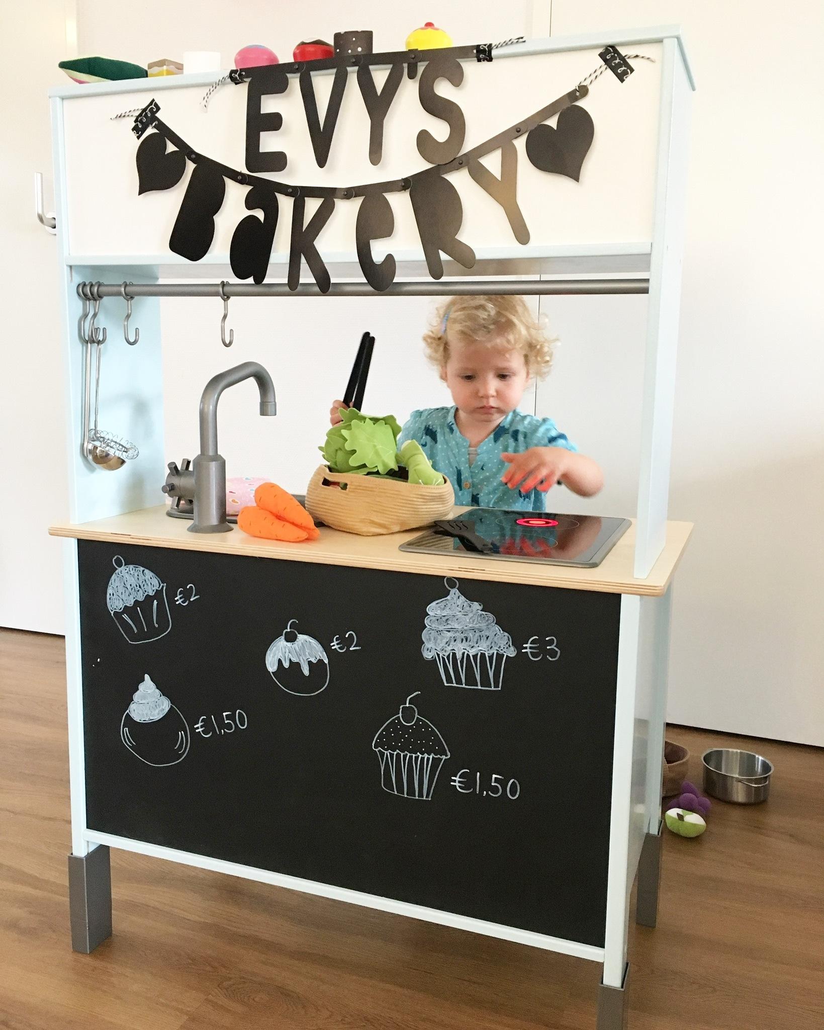 Diy: ikea duktig keukentje pimpen inspiraties showhome.nl
