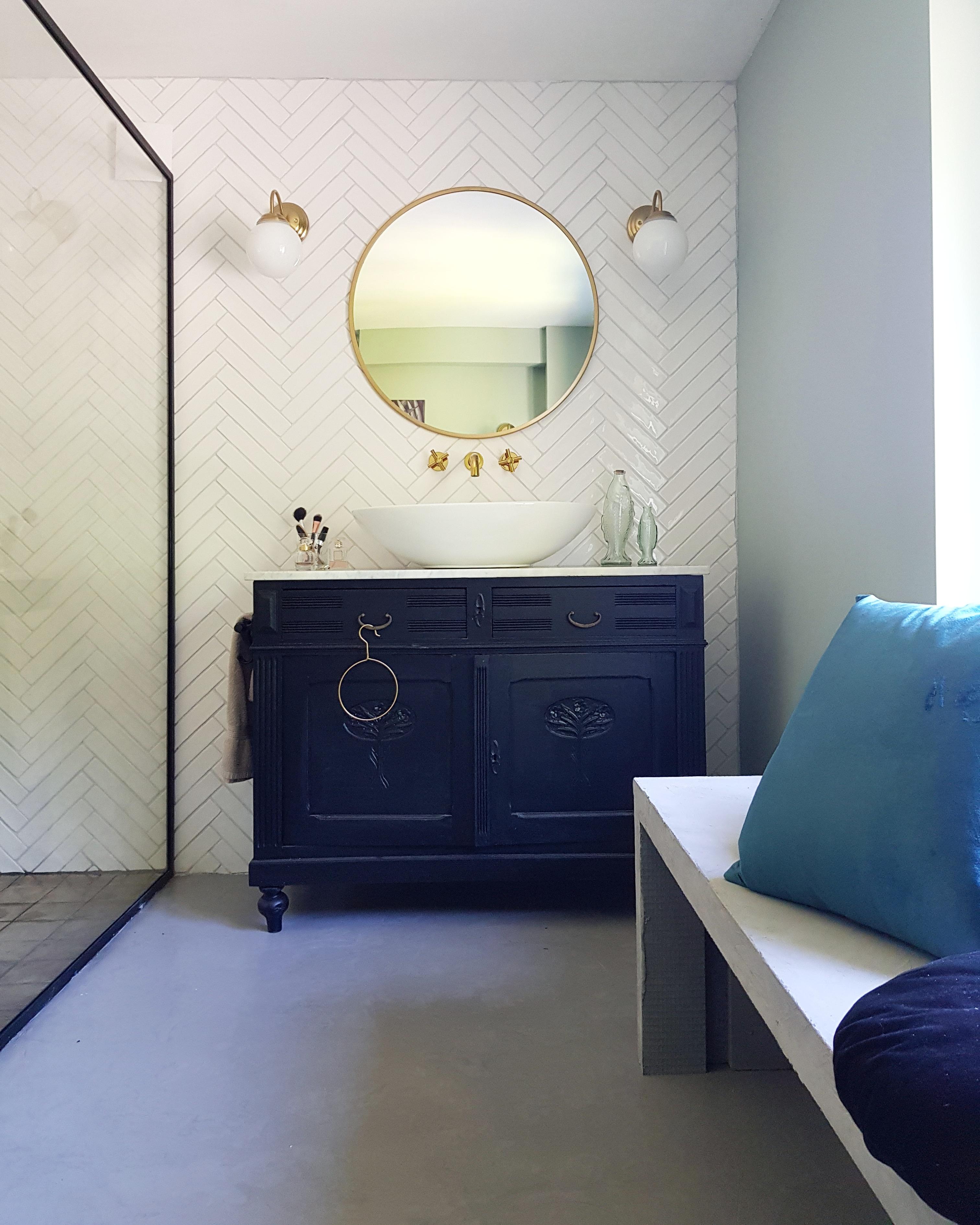 Badkamer in Art Deco style - Inspiraties - ShowHome.nl