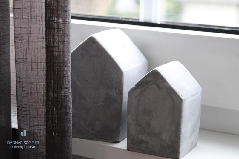 Tijdloze slaapkamer interieurstylist - Lichtgrijze gang ...