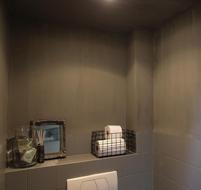 Toilet make over inspiraties - Verf wc ...