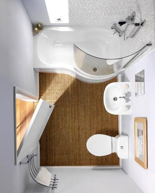 Ideeen voor een kleine badkamer - Inspiraties - ShowHome.nl
